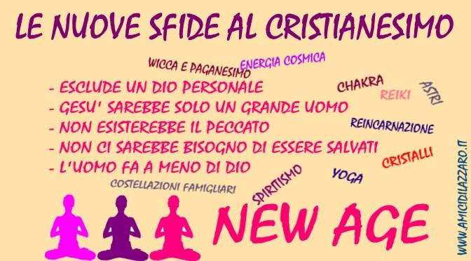 New age e cristianesimo non sono compatibili