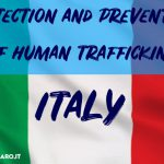 Protection and prevention of human trafficking in Italy (TIP2018)