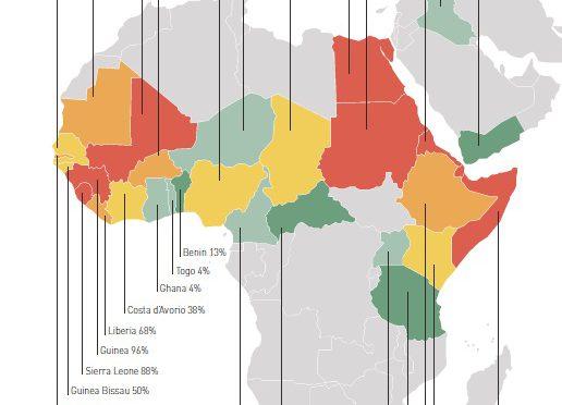 MGF: diffusione della pratica nel mondo e in Italia