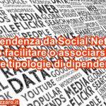 Dipendenza da Facebook e da altri social network