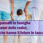 Famiglia:  realtà che conta (Pino Pellegrino)