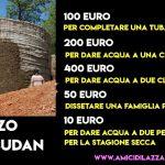 COMBATTIAMO LA SETE DEGLI ULTIMI costruiamo un pozzo in SUD Sudan