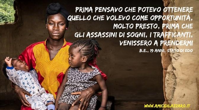 In Africa non si racconta quel che accade in Italia