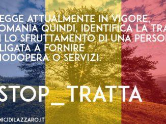 Legislazioni nazionali sulla tratta: Romania
