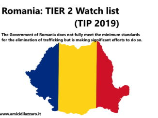 Romania: TIER ranking: TIER 2 Watch list (TIP 2019)