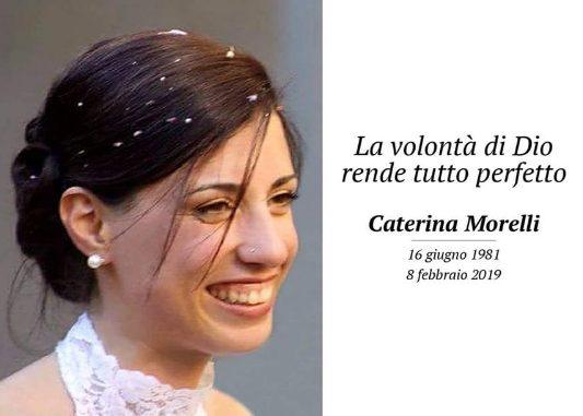 La storia di Caterina Morelli. Siamo circondati da anime Sante