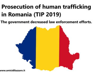Prosecution of human trafficking in Romania (TIP 2019)
