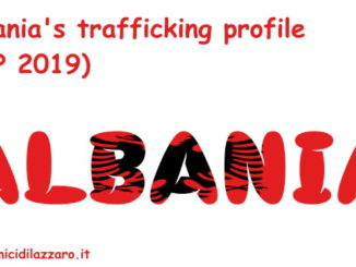 Albania's trafficking profile (TIP 2019)