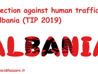 Protection against human trafficking in Albania (TIP 2019)