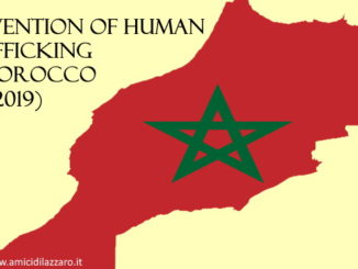 Prevention of human trafficking in Morocco (TIP 2019)