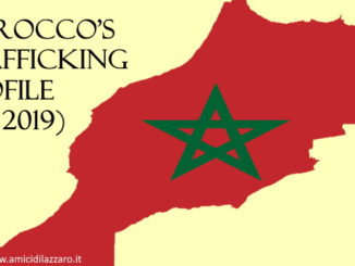 Morocco's trafficking profile (TIP 2019)