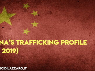 China's trafficking profile (TIP 2019)