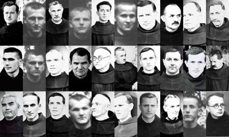 Stragi partigiane: il triangolo dei preti
